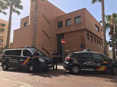 Comisaría de Distrito Alicante Norte