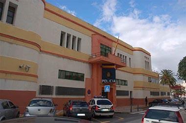 Brigada Provincial de Extranjería y Fronteras de Ceuta