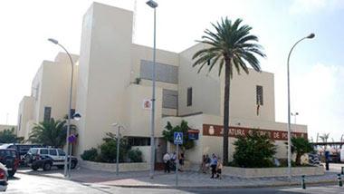 Jefatura de Policía de Melilla