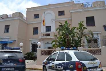 Comisaría de Denia