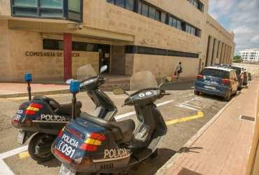 Comisaría policía Ciutadella De Menorca