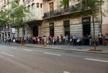 Comisaría de Barcelona Balmes Ii