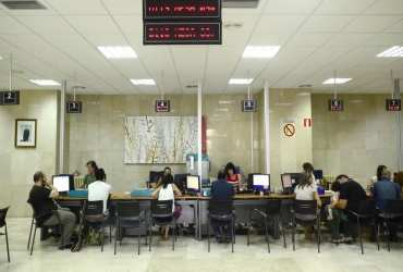 Comisaría de Barcelona Trafalgar