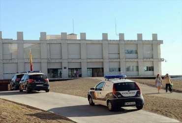 Comisaría policía Plasencia