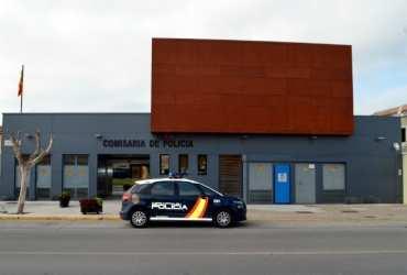 Comisaría policía Rota