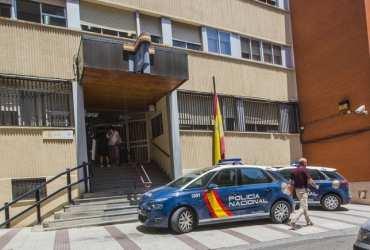 Comisaría policía Puertollano