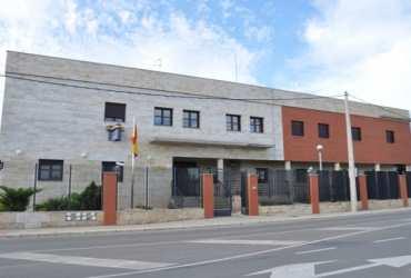 Comisaría de Valdepenas