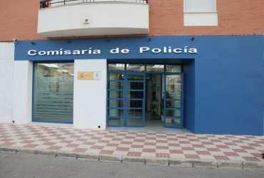 Comisaría policía Cabra