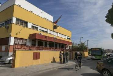 Comisaría de Cordoba Parque Figueroa