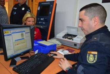 Comisaría de Tarancon