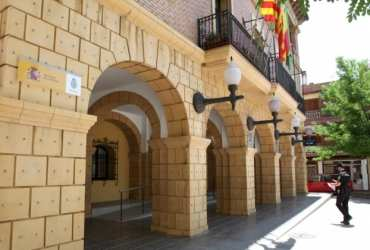 Comisaría de Fraga