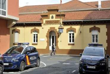 Comisaría policía Ferrol