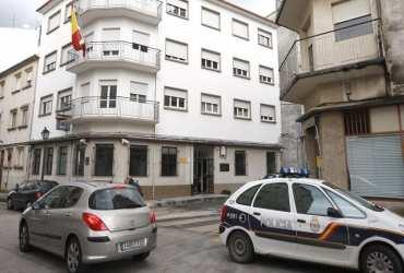 Comisaría policía Monforte De Lemos