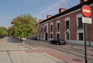 Comisaría policía Aranjuez
