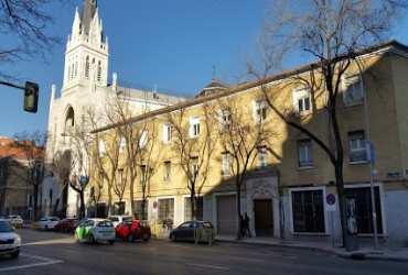 Comisaría de Dd Madrid Santa Engracia