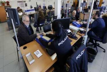 Comisaría de Madrid Retiro