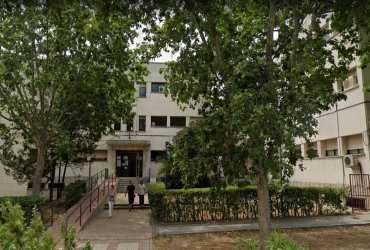 Comisaría de Madrid San Blas