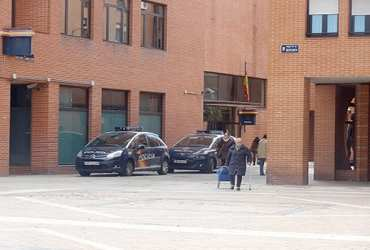 Comisaría de Madrid Tetuan