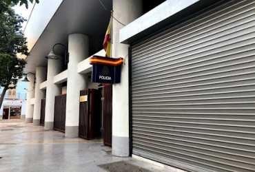 Comisaría de Malaga Centro