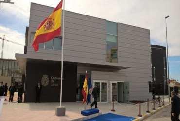 Comisaría policía Lorca