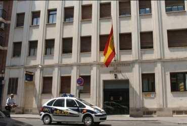 Comisaría de Murcia Ceballos