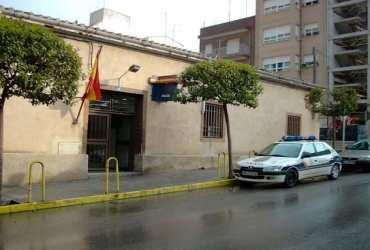 Comisaría de Yecla