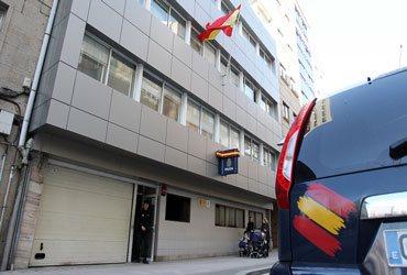 Comisaría policía Pontevedra