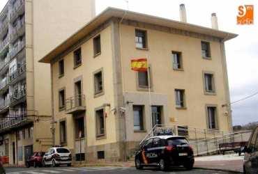Comisaría de Bejar