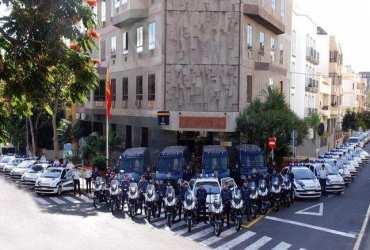 Comisaría de Santa Cruz De Tenerife