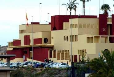 Comisaría policía Sur De Tenerife