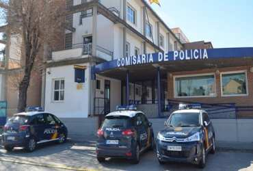 Comisaría policía Talavera De La Reina