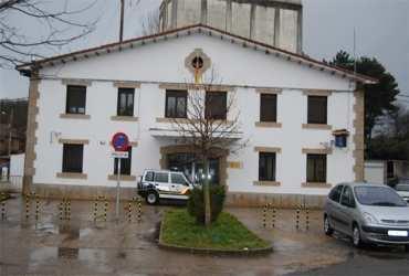Comisaría de Alcanices