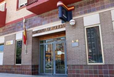 Comisaría policía Zaragoza Arrabal