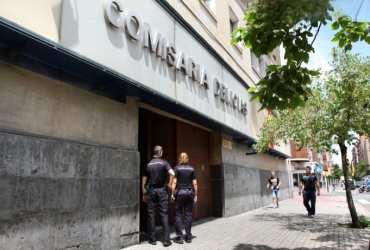 Comisaría de Zaragoza Delicias