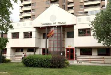 Comisaría de Zaragoza San Jose
